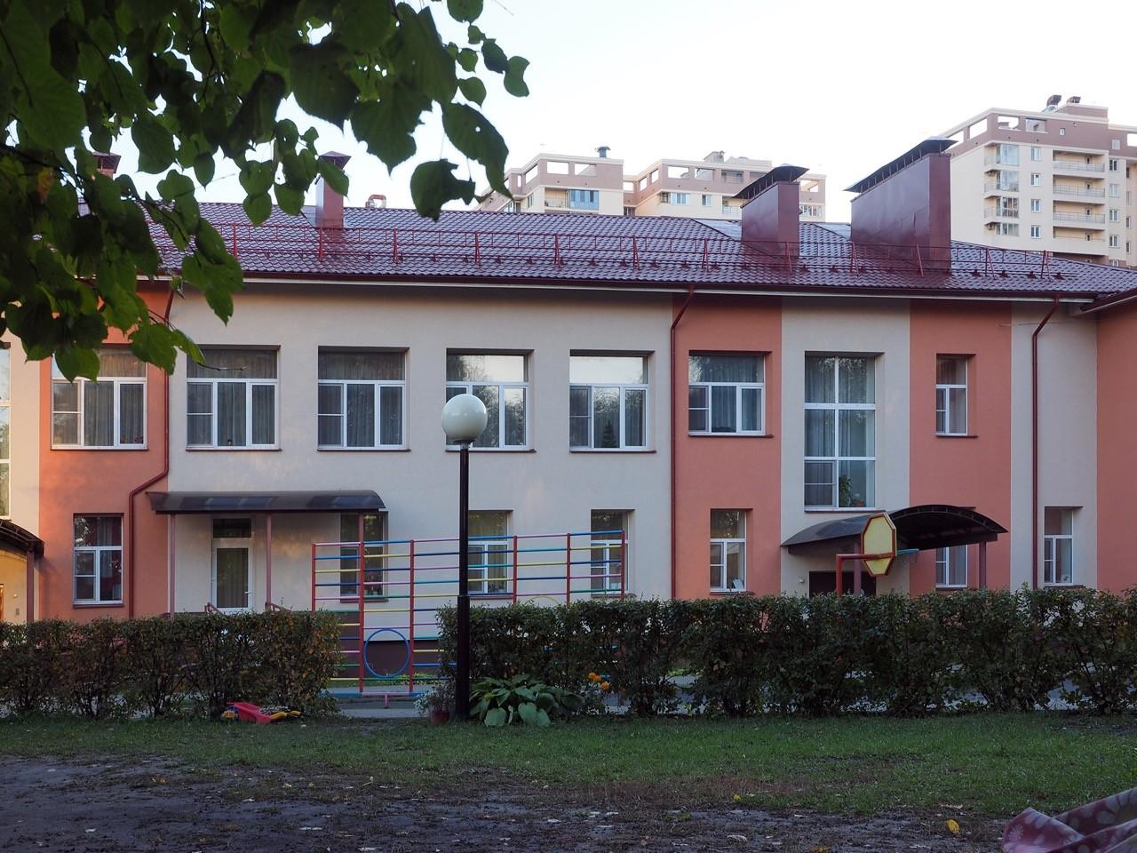 Детский сад №42, г.Раменское, ул.Новостройки, д.7