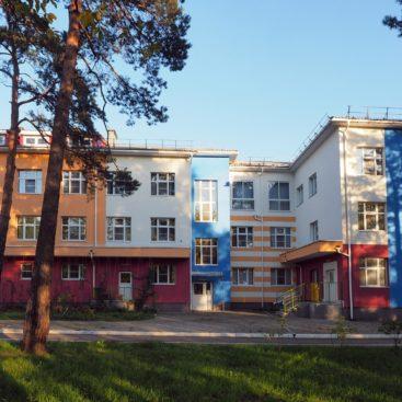 Детский сад №4, п. Красный Октябрь, г. Раменское